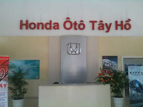 Honda Ôtô Tây Hồ3