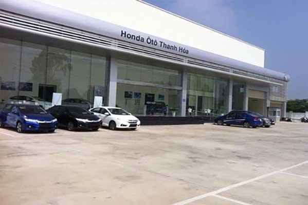 Honda Ôtô Thanh Hóa