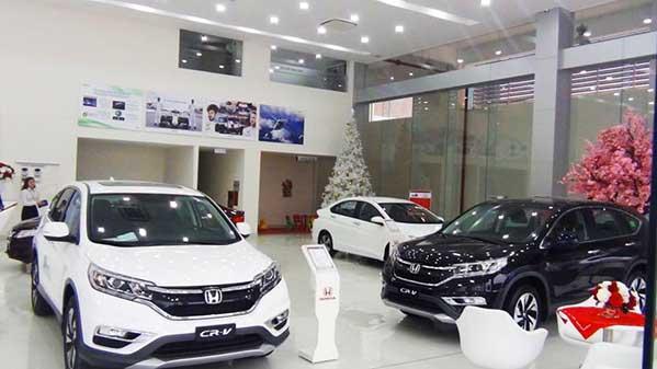 Honda Ôtô Việt Trì2