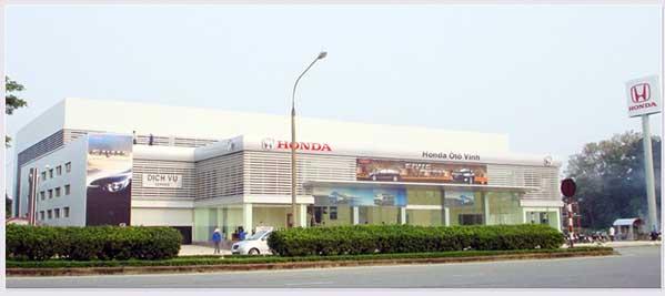 Honda Ôtô Vinh