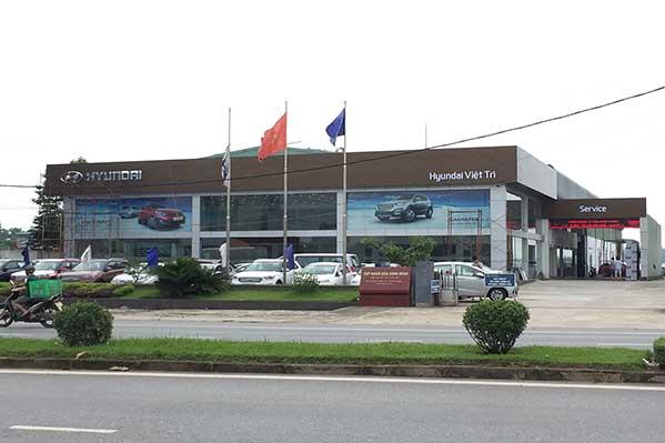 Hyundai Việt Trì