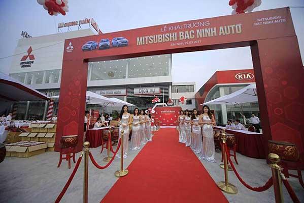 Mitsubishi Bắc Ninh