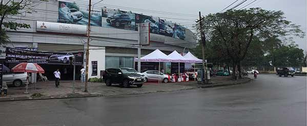 Mitsubishi Hải Phòng 2