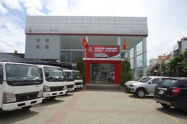 Mitsubishi ISAMCO Bình Triệu