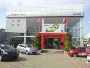 Mitsubishi ISAMCO Võ Văn Kiệt
