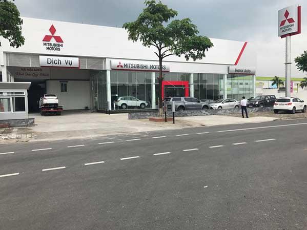 Mitsubishi Phú Thọ