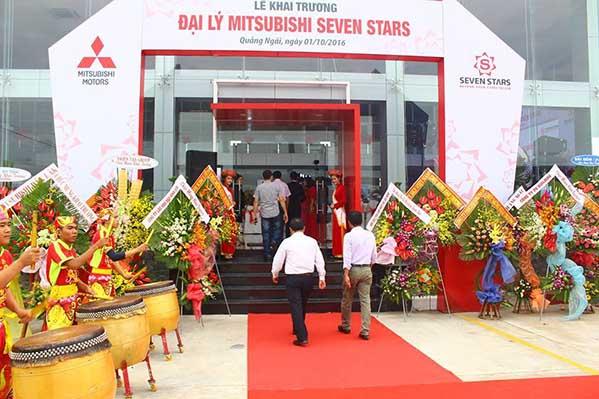 Mitsubishi Seven Stars Quảng Ngãi