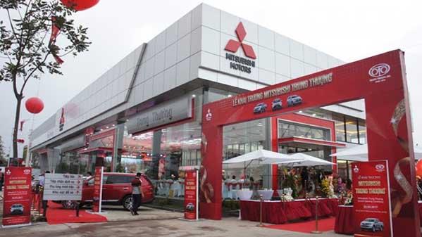 Mitsubishi Trung Thượng 3s