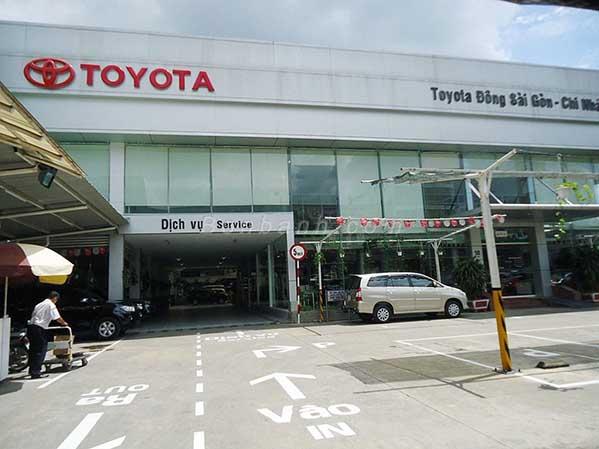 Toyota Đông Sài Gòn - Chi nhánh Gò Vấp2