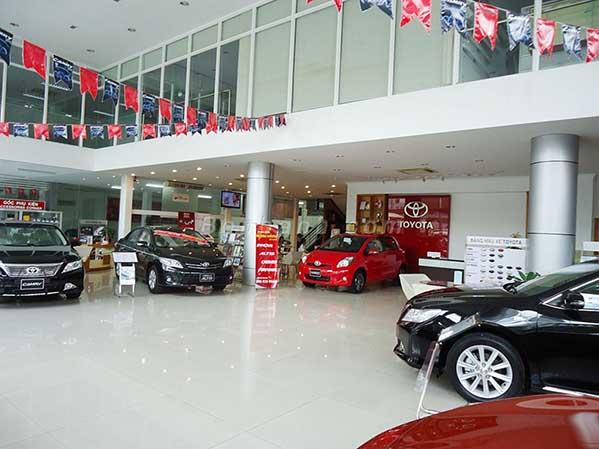 Toyota Đông Sài Gòn - Chi nhánh Gò Vấp3