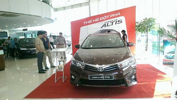 Toyota Giải Phóng - Toyota Nam Định 2