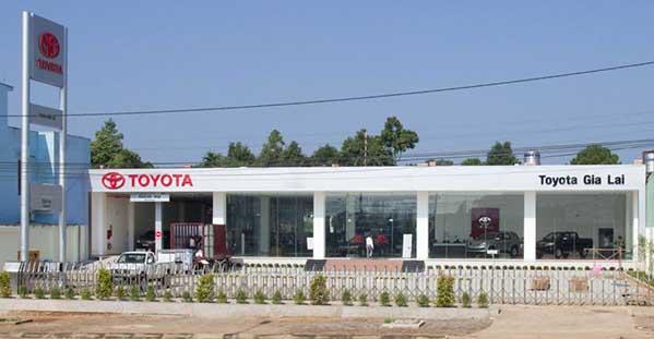 Toyota Gia Lai 4