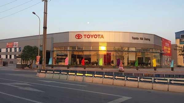 Toyota Hải Dương 4