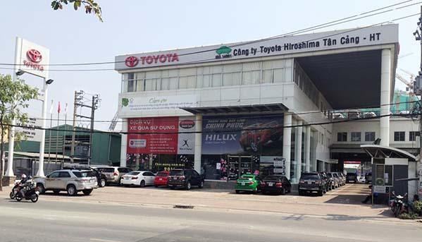 Toyota Hiroshima Tân Cảng - HT