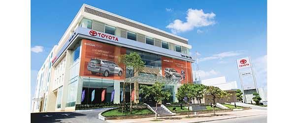 Toyota Ninh Kiều 1