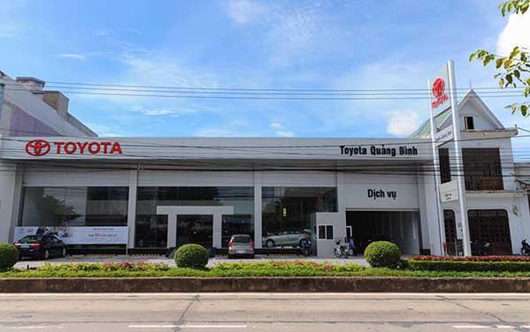 Toyota Quảng Bình 1