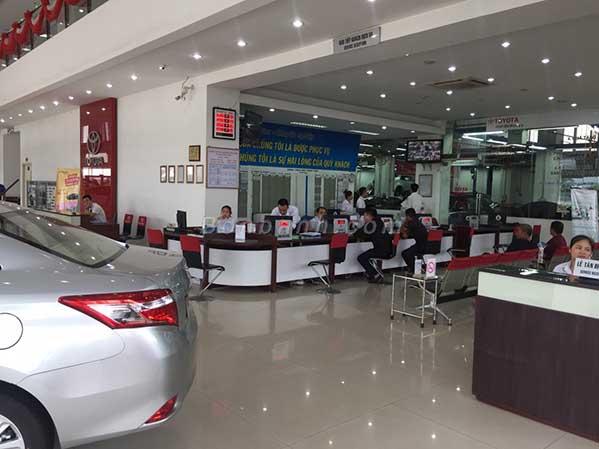 Toyota Quảng Ninh 4