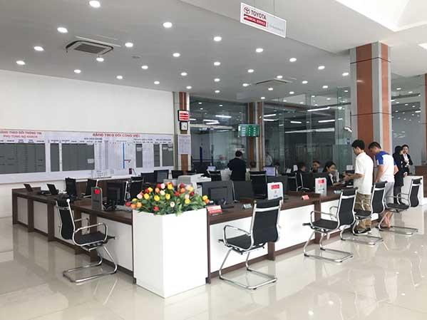 Toyota Quảng Ninh - Chi nhánh Cẩm Phả 2