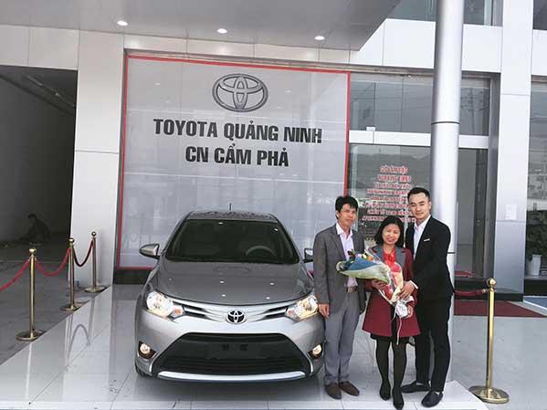 Toyota Quảng Ninh - Chi nhánh Cẩm Phả 3