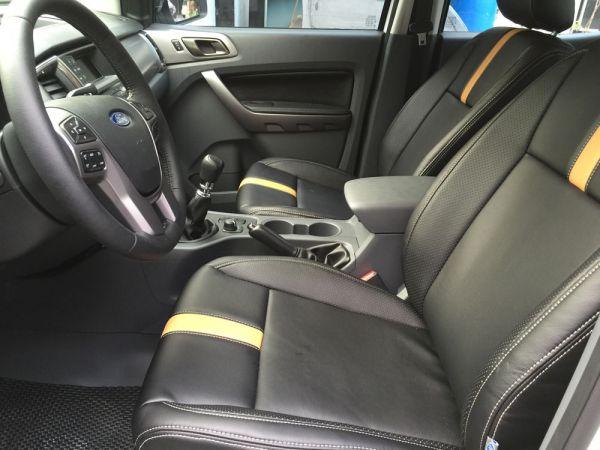 Bọc ghế da Ford Ranger
