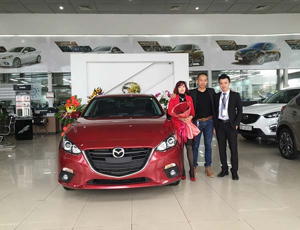 Đại lý xe Mazda Hà Nam