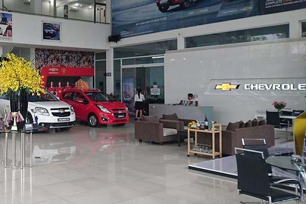 Chevrolet Đà Nẵng 2