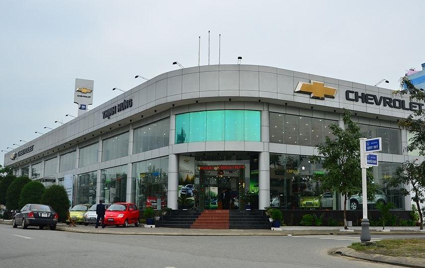 Chevrolet Đà Nẵng 3