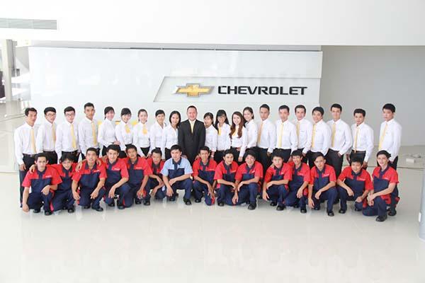 Chevrolet Cần Thơ 2