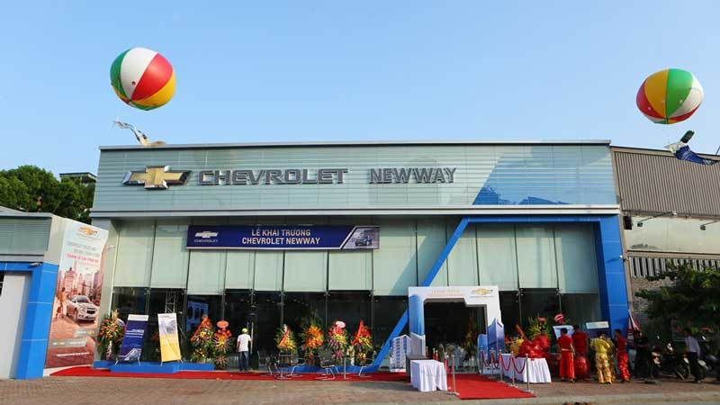 Chevrolet Newway 2