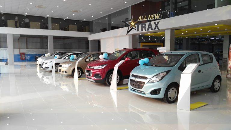 Chevrolet Thăng Long Đại Việt 1