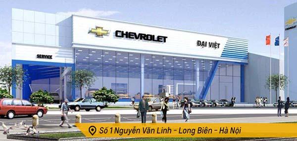 Chevrolet Thăng Long Đại Việt 2