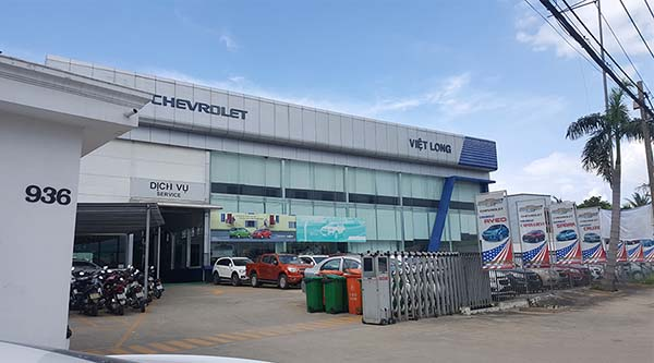 Chevrolet Việt Long 3