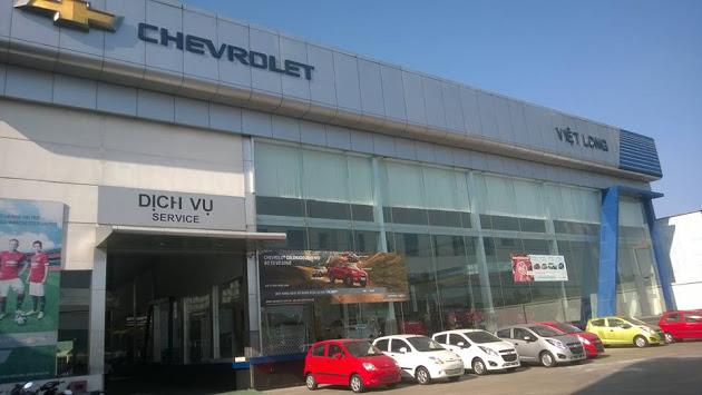 Chevrolet Việt Long đại lý xe Chevrolet chính hãng tại Quận 12, Tp HCM