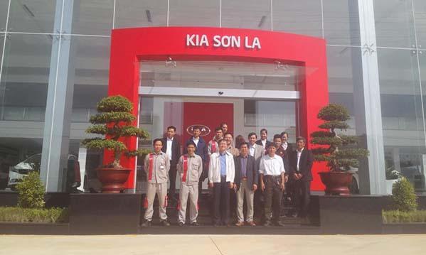 KIA Sơn La 2