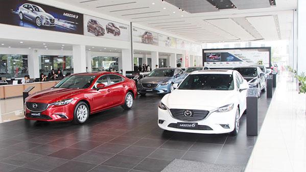 Mazda Nam Định 2