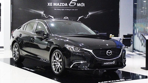 Mazda Nam Định