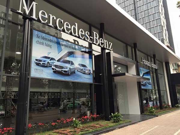 Mercedes Haxaco Hà Nội1