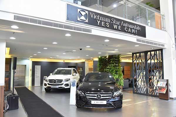 Mercedes Việt Nam Star Phú Mỹ Hưng1
