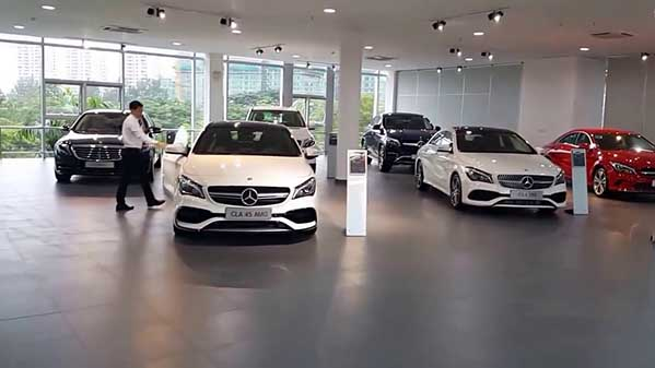 Mercedes Việt Nam Star Phú Mỹ Hưng2