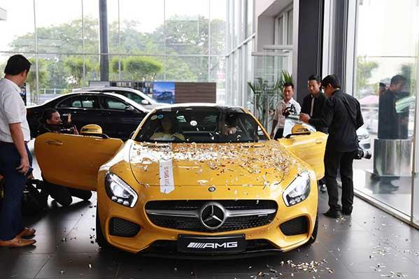 Mercedes Việt Nam Star Trường Chinh1