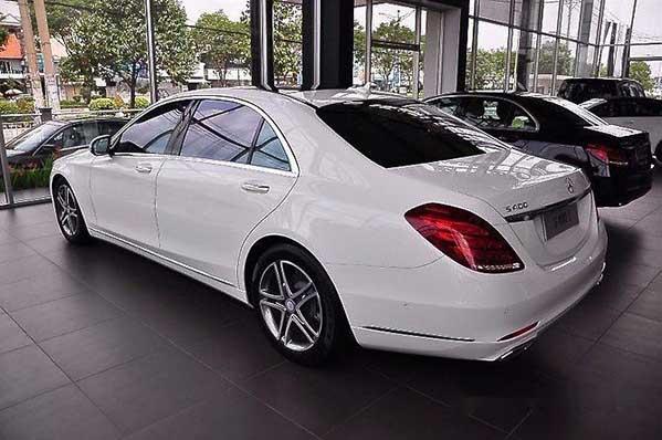 Mercedes Việt Nam Star Trường Chinh3