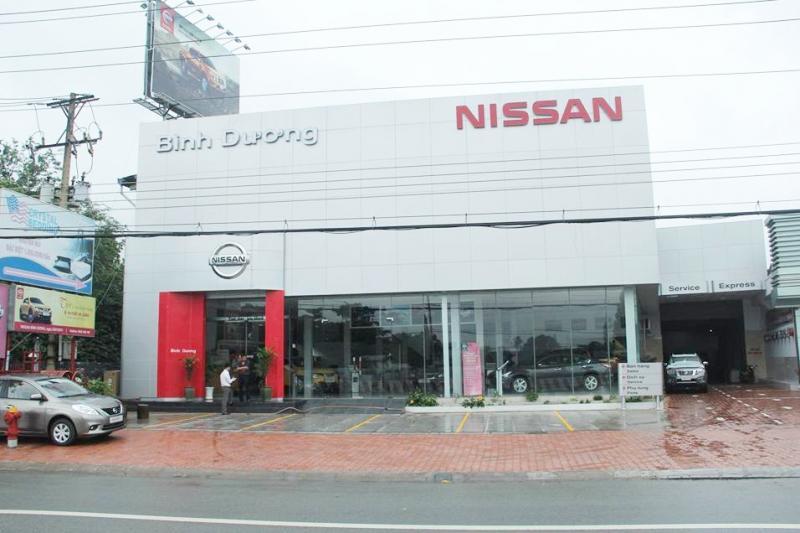 Nissan Bình Dương 3