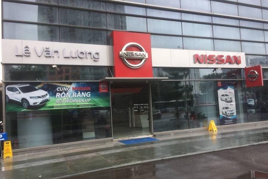 Nissan Lê Văn Lương 2