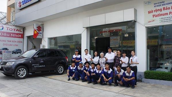Suzuki Đại Lợi - Vĩnh Long 2
