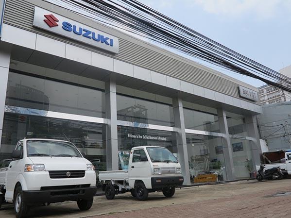 Suzuki Đại Việt 2