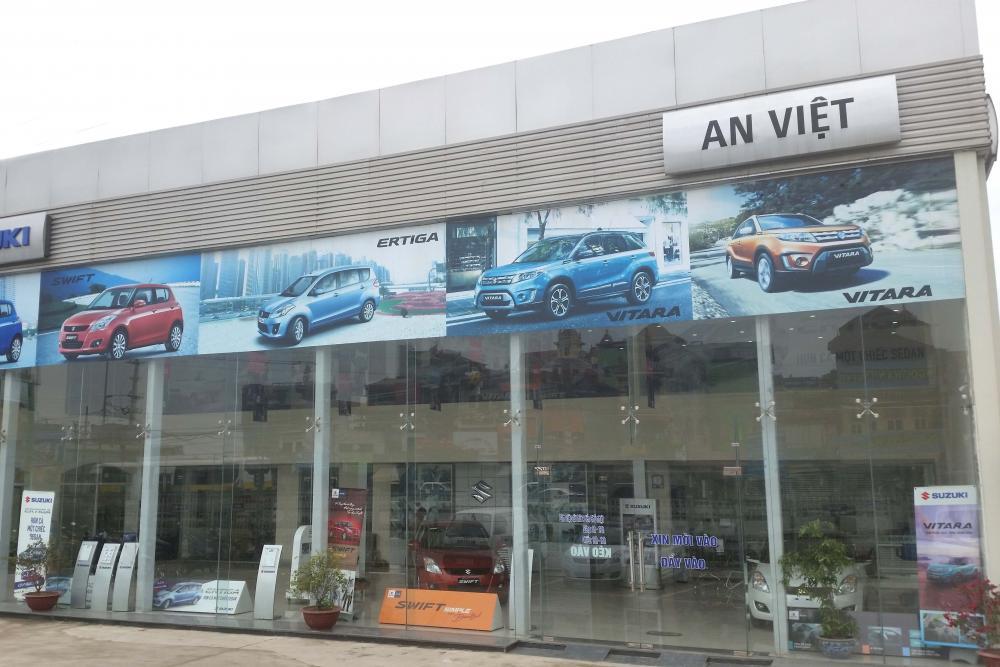 Suzuki An Việt - Hà Nội