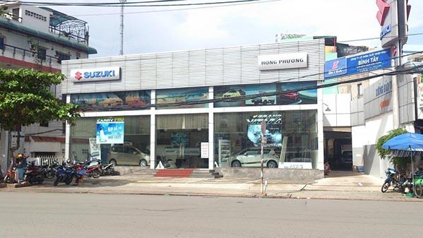 Suzuki Hồng Phương