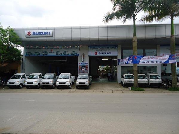 Suzuki Vân Đạo - CN Lạng Sơn 3