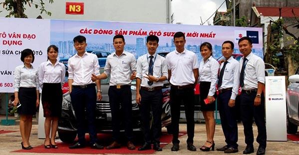 Suzuki Vân Đạo - CN Lạng Sơn