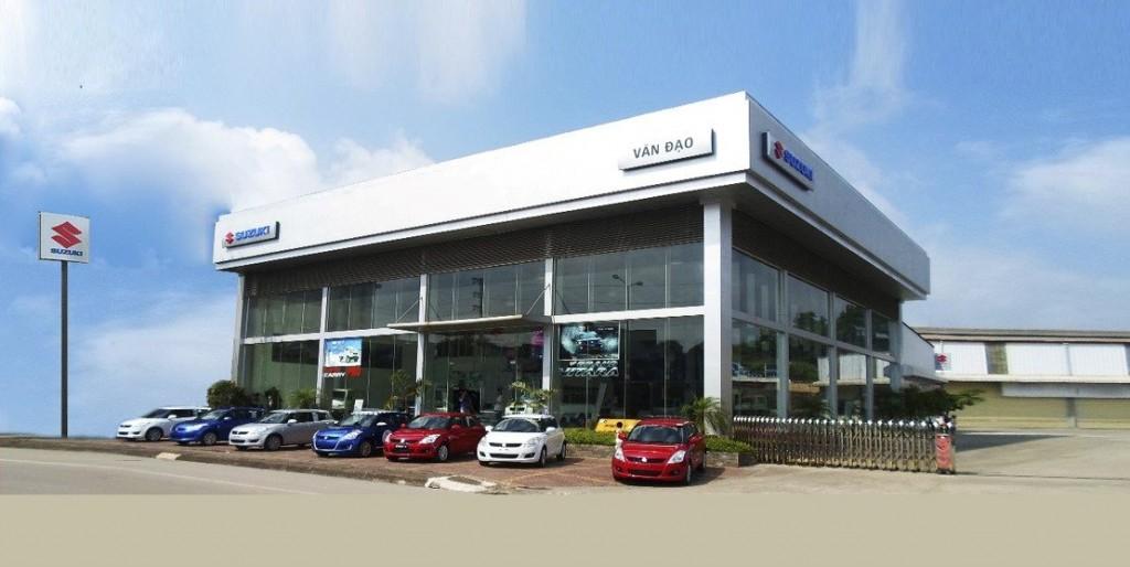 Suzuki Vân Đạo - Thái Nguyên